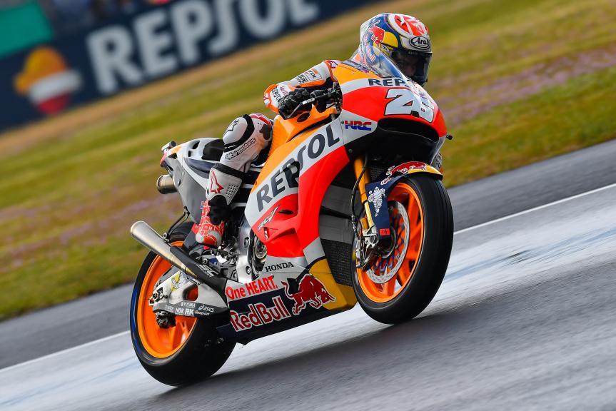 Dani Pedrosa, Repsol Honda Team, HJC Helmets Grand Prix de France