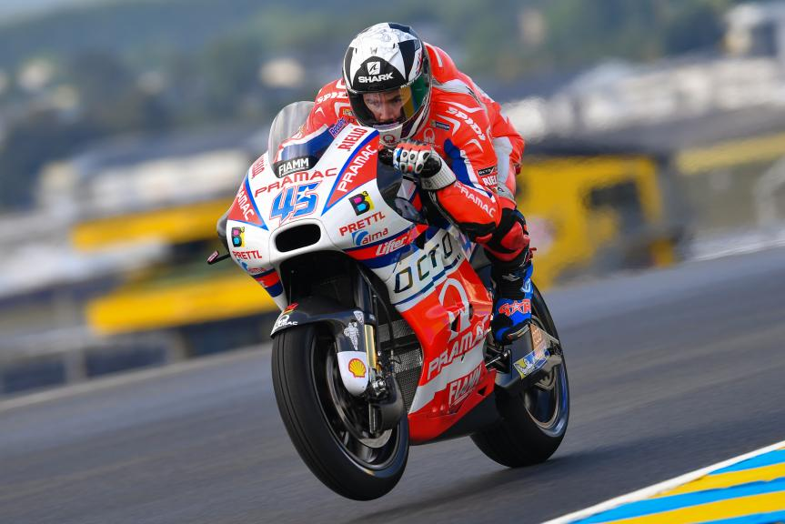 Scott Redding, Octo Pramac Racing, HJC Helmets Grand Prix de France