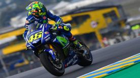 Catch all of the epic detail in slow motion from the Free Practice sessions at the #FrenchGP.