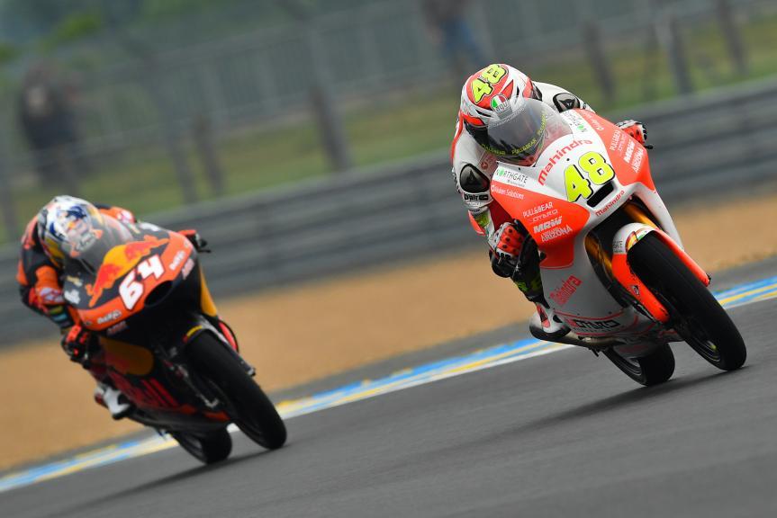 Lorenzo Dalla Porta, Aspar Mahindra Moto3, HJC Helmets Grand Prix de France