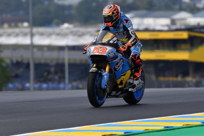 Tito Rabat, EG 0,0 Marc VDS, HJC Helmets Grand Prix de France