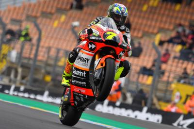 Baldassarri quickest out the blocks at Le Mans