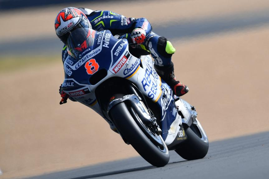 Hector Barbera, Reale Avintia Racing, HJC Helmets Grand Prix de France