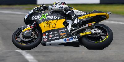 Lüthi breaks his own pole record in Le Mans