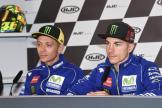Valentino Rossi, Maverick Vinales, Movistar Yamaha MotoGP, HJC Helmets Grand Prix de France