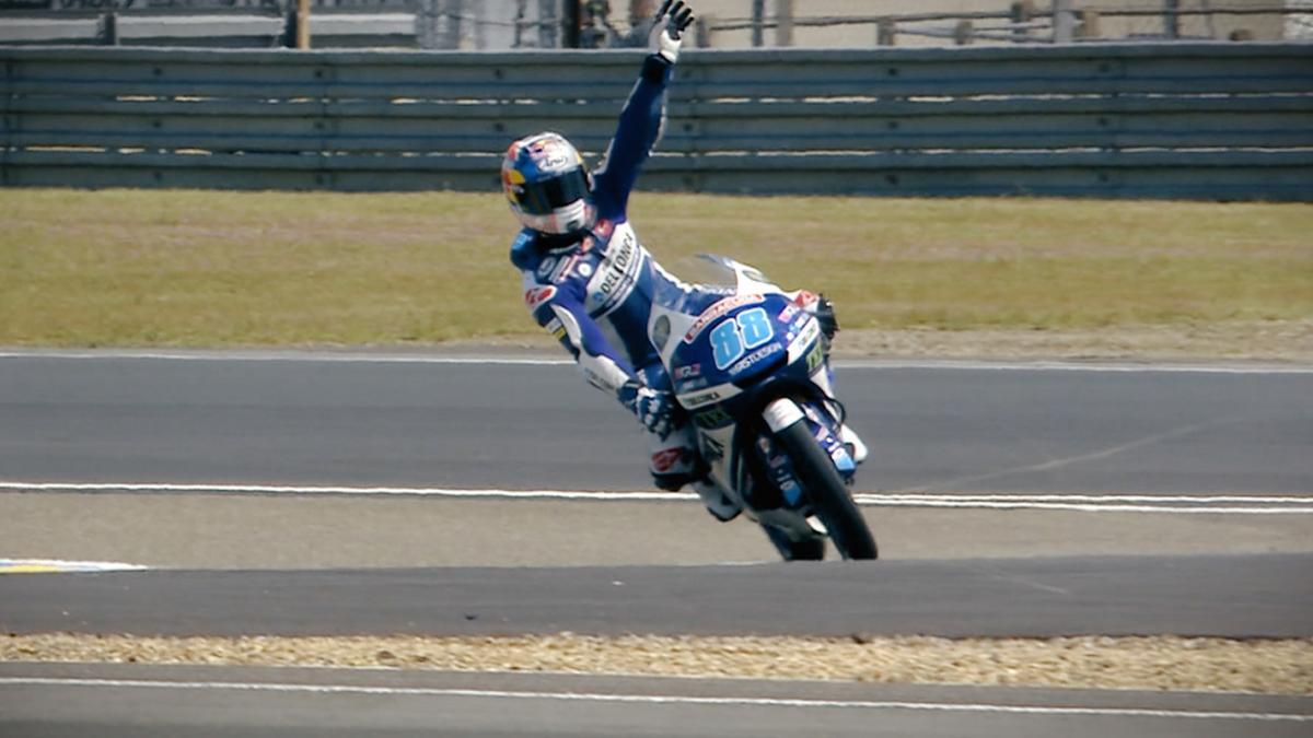 Moto3™: Martin on pole