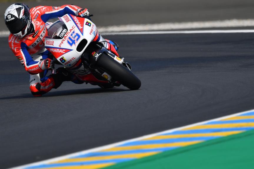 Scott Redding, Octo Pramac Racing, HJC Helmets Grand Prix de France