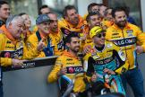 Juanfran Guevara, RBA BOE Racing Team, HJC Helmets Grand Prix de France