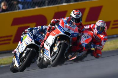 Lorenzo predicts top eight pace in the race