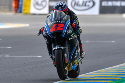 'Pecco' – Morbidelli, loro la FP3 a Le Mans