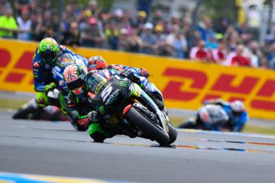 """Zarco: """"I thought something could happen - something did"""""""