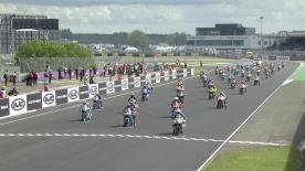 Watch the best moments of the Junior Moto3™ World Championship round at le Mans