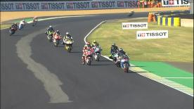 Vídeo completo del Warm Up de Moto2™ en el #FrenchGP.