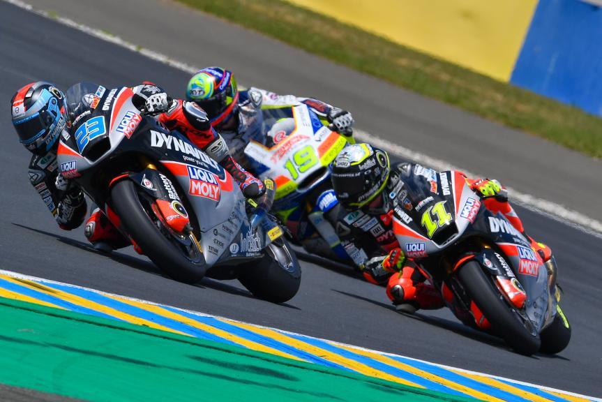 Marcel Schrotter, Dynavolt Intact GP, HJC Helmets Grand Prix de Franc