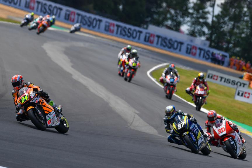 Simone Corsi, Speed Up Racing, HJC Helmets Grand Prix de France