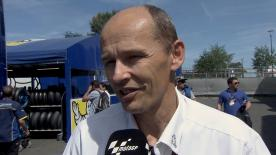Michelin Racing's Technical Director, Nicolas Goubert, looks back at how Michelin tyres performed at the French circuit.