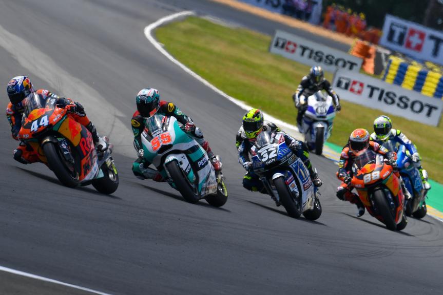 Miguel Oliveira, Red Bull KTM Ajo, HJC Helmets Grand Prix de France