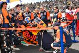 Pol Espargaro, Red Bull KTM Factory Racing, HJC Helmets Grand Prix de France