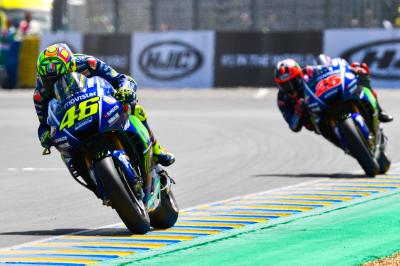 Rossi laments 'missing out on the probable victory'