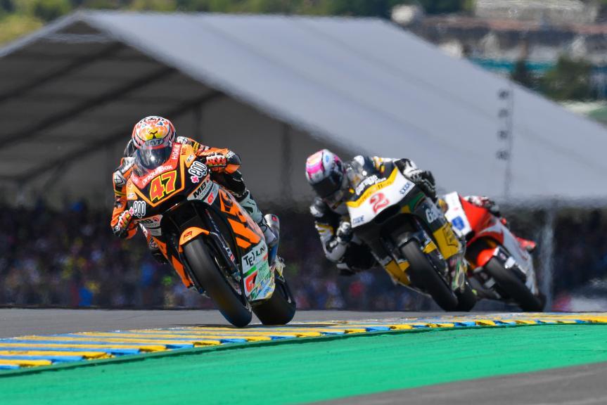 Axel Bassani, Speed Up Racing, HJC Helmets Grand Prix de France