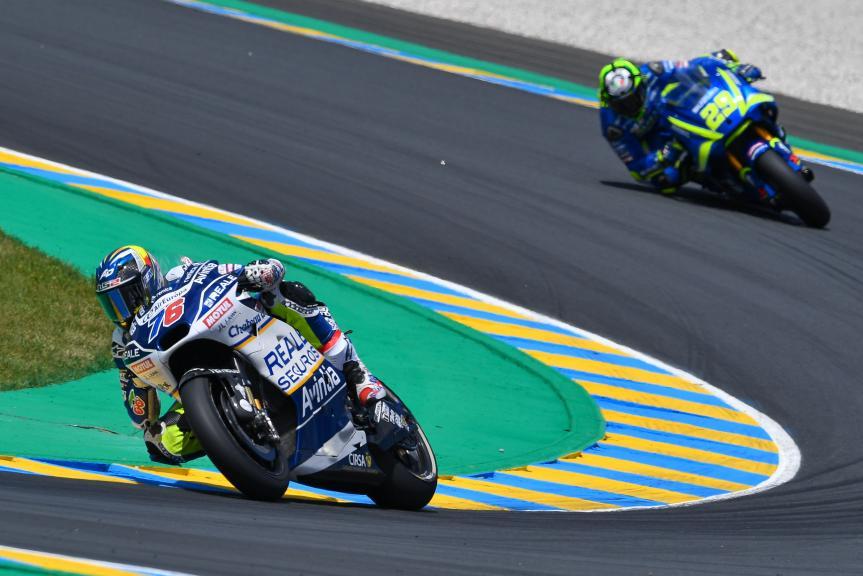 Loris Baz, Reale Avintia Racing, HJC Helmets Grand Prix de France