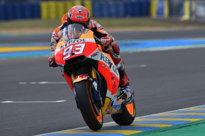 Marquez: 'My goal was to fight for fourth or fifth'