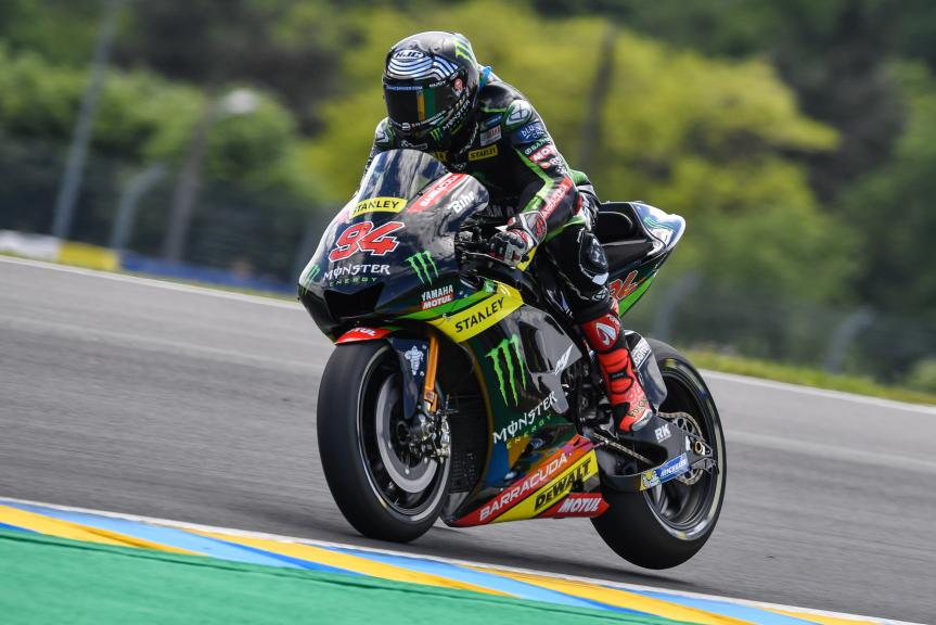 Jonas Folger, Monster Yamaha Tech 3, HJC Helmets Grand Prix de France