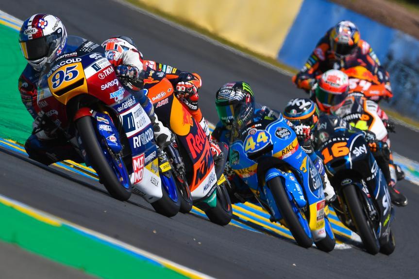 Jules Danilo, Marinelli Rivacold Snipers, HJC Helmets Grand Prix de France