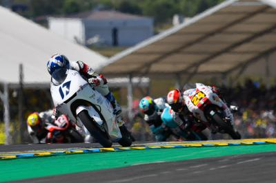 McPhee storms back into the points at Le Mans