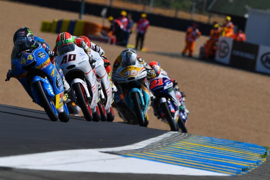 Aron Canet, Estrella Galicia 0,0, HJC Helmets Grand Prix de France