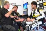 Jesko Raffin, Garage Plus Interwetten, LeMans Moto2 & Moto3 Oficial Test