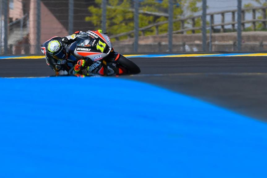 Sandro Cortese, Dynavolt Intact GP, LeMans Moto2 & Moto3 Oficial Test