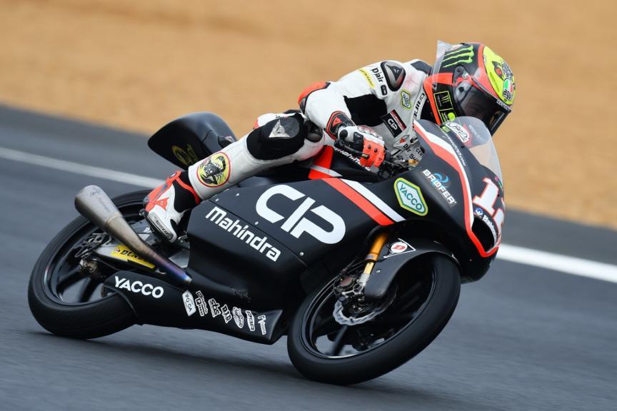 Marco Bezzecchi, CIP, HJC Helmets Grand Prix de France