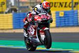 Tetsuta Nagashima, Teluru SAG Team, LeMans Moto2 & Moto3 Oficial Test