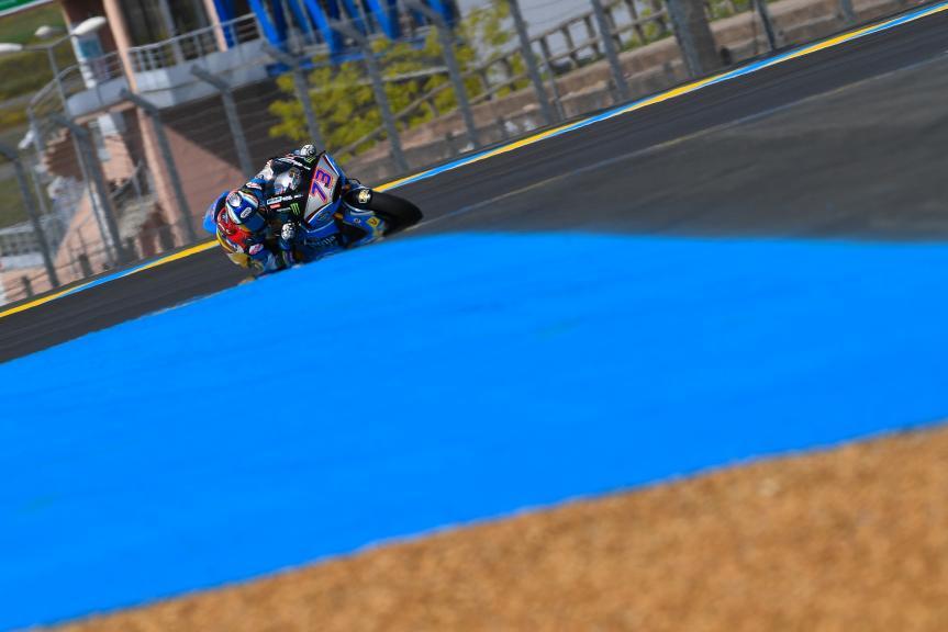 Alex Marquez, EG 0,0 Marc VDS, LeMans Moto2 & Moto3 Oficial Test