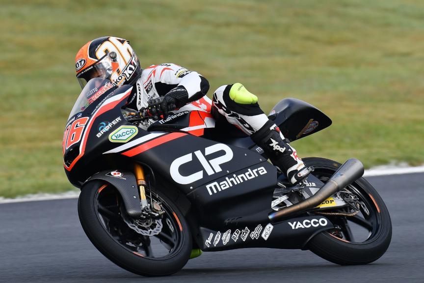 Manuel Pagliani, CIP, HJC Helmets Grand Prix de France