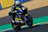 Xavi Vierge, Tech 3 Racing, LeMans Moto2 & Moto3 Oficial Test