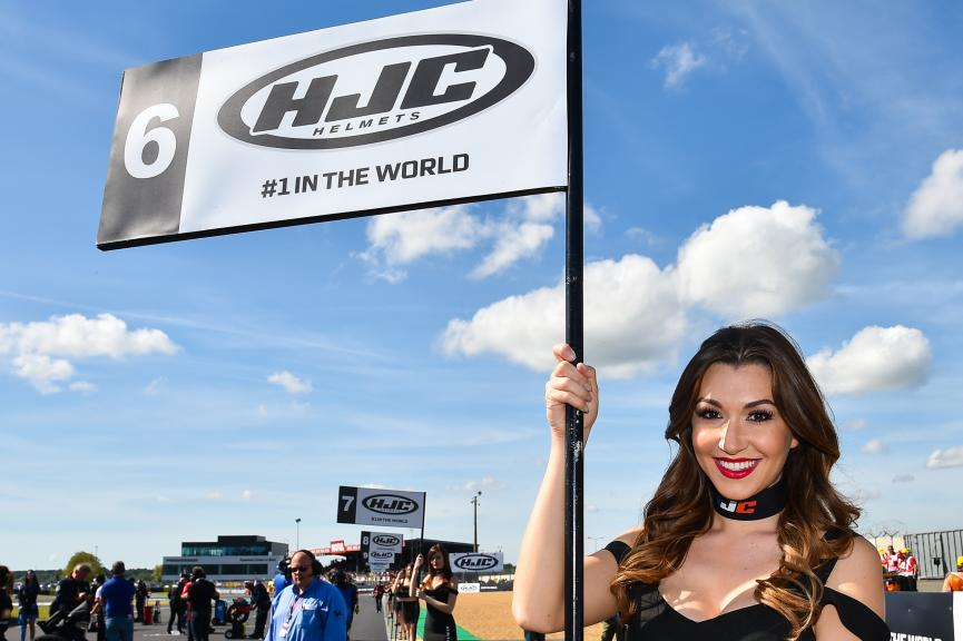 Paddock Girls, HJC Helmets Grand Prix de France