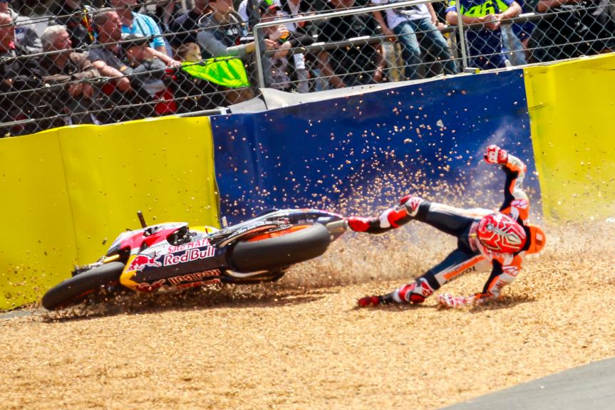 Marc Marquez, Repsol Honda Team, HJC Helmets Grand Prix de France @ Graham Holt