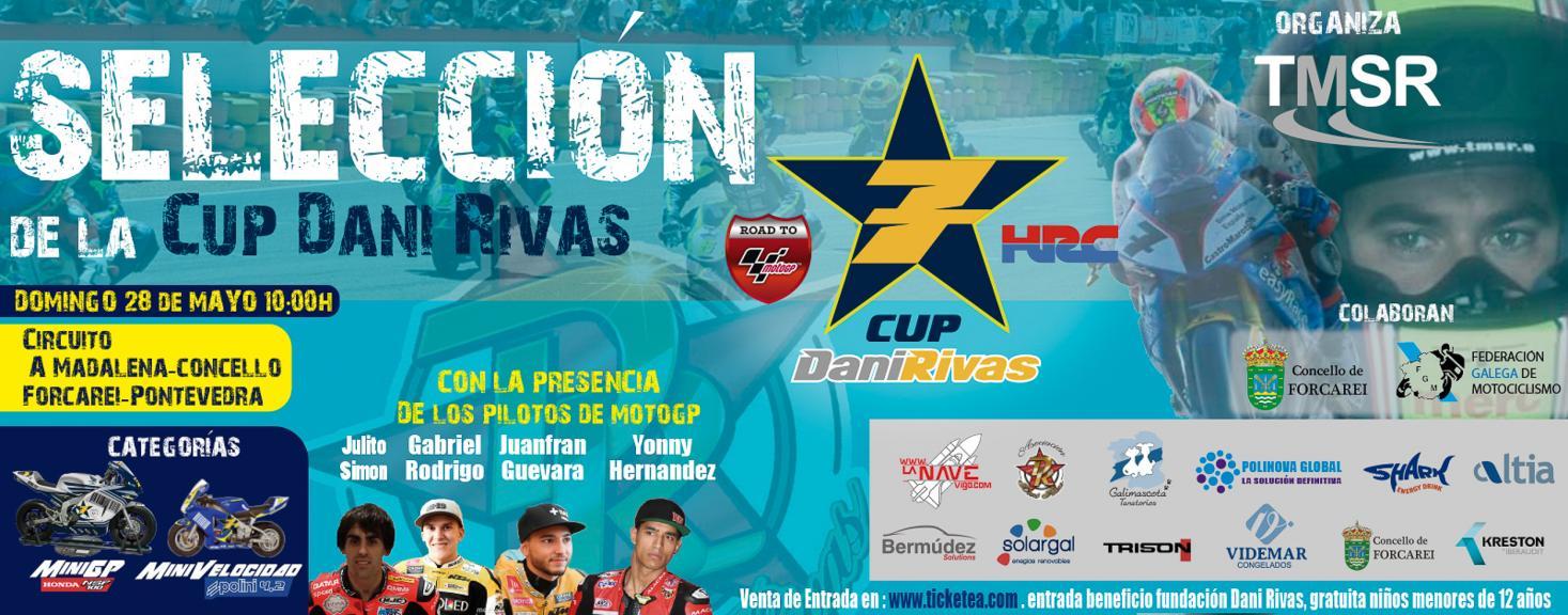 Cup Dani Rivas