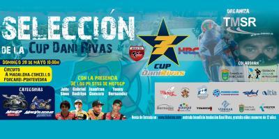 Se pospone la selección de la Dani Rivas Cup 2017