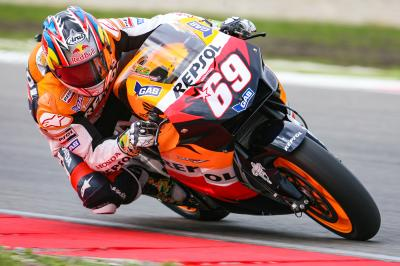 Words of a Champion: Nicky Hayden on...