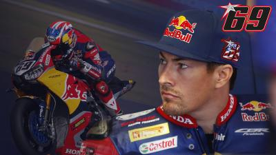 Morto Nicky Hayden