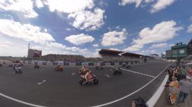 Schau den Start zum #FrenchGP in 360° an