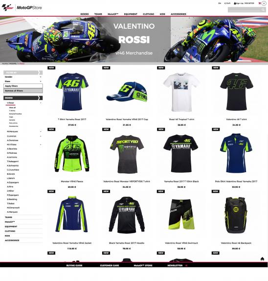 The Official MotoGP Store