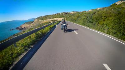 Which is the world's best coastal road to ride?