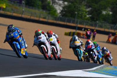 #Moto3Stats: la categoría ligera en el #ItalianGP