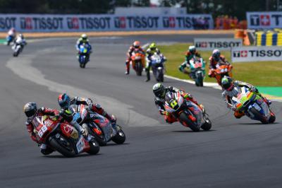 #Moto2Stats: Morbidelli en cabeza