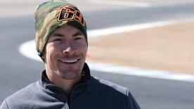 The interview from the 2006 MotoGP™ World Champion recorded at Laguna Seca