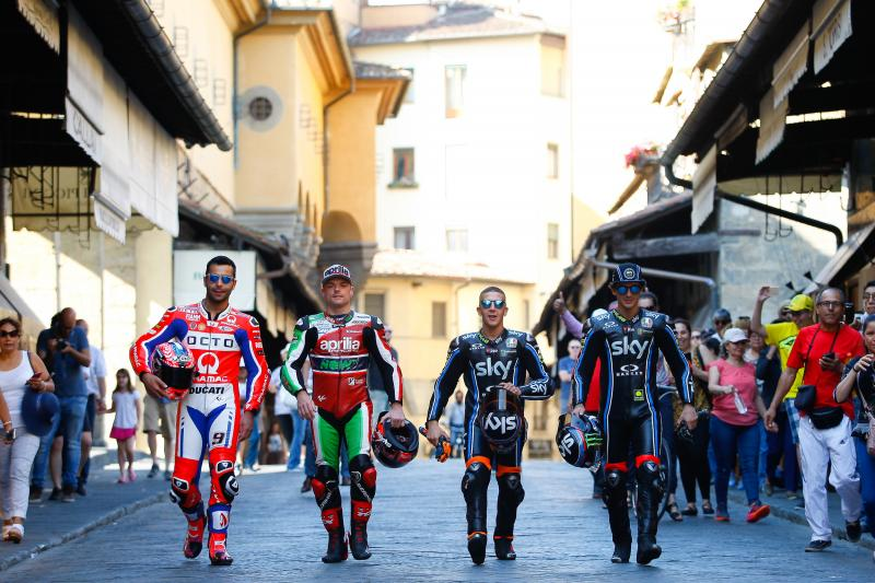 Italian MotoGP 2017 Practice Race